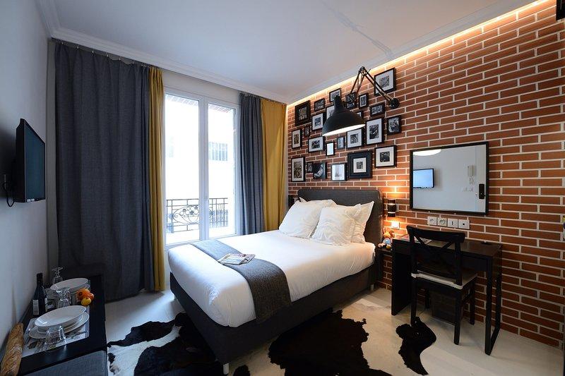 Voûte 301, holiday rental in Saint-Mande