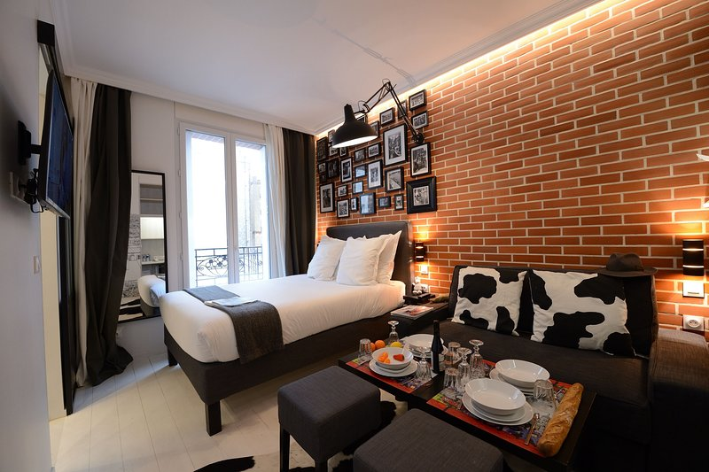 Voûte 303, holiday rental in Saint-Mande