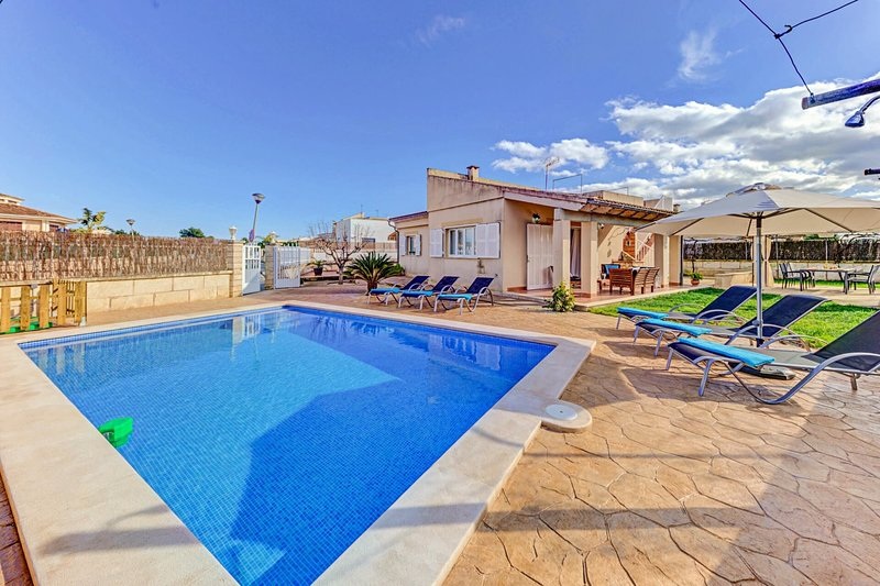 Can Gelaberts, location de vacances à Playa de Muro