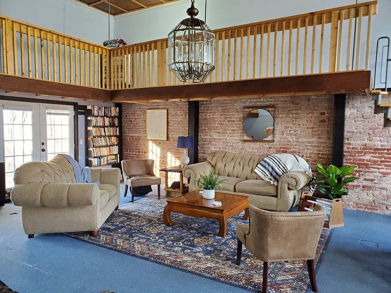 Grouse Valley Lodge perfect for large groups., aluguéis de temporada em Dexter