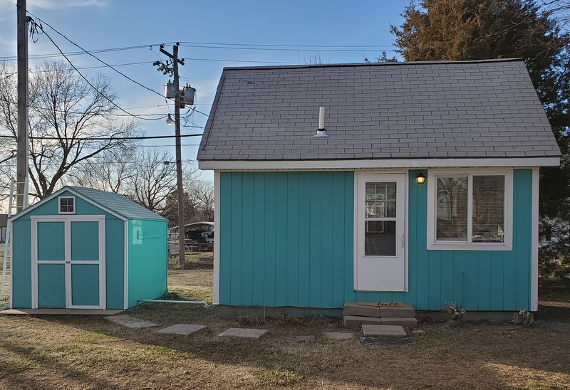 Cozy Bluebird Cabin, aluguéis de temporada em Dexter
