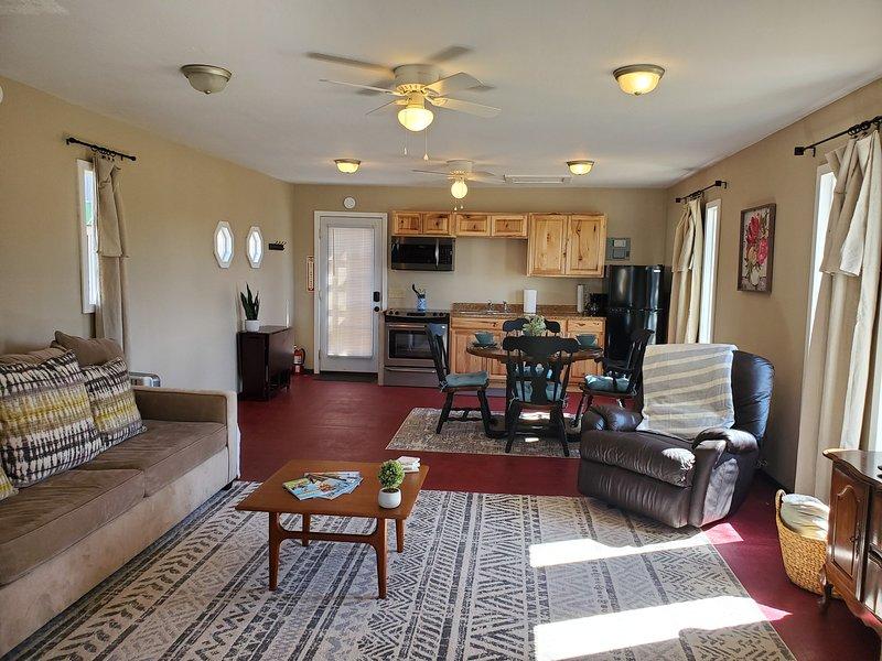 Honeysuckle Cottage, aluguéis de temporada em Dexter