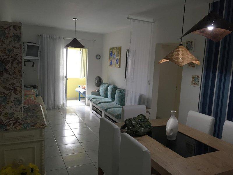 Apartamento em Barra Velha 3 quartos 200 metros da praia até 8 pessoas, alquiler de vacaciones en Picarras