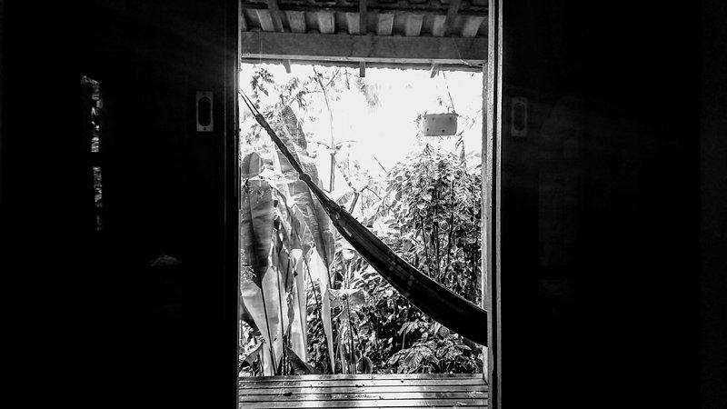 Toca Magica Suite - Vila do Abraao - Ilha Grande - Angra dos Reis - RJ - Brasil, holiday rental in Portogalo
