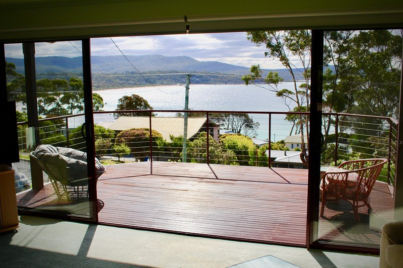 Ocean Crest Binalong Bay, casa vacanza a Ansons Bay