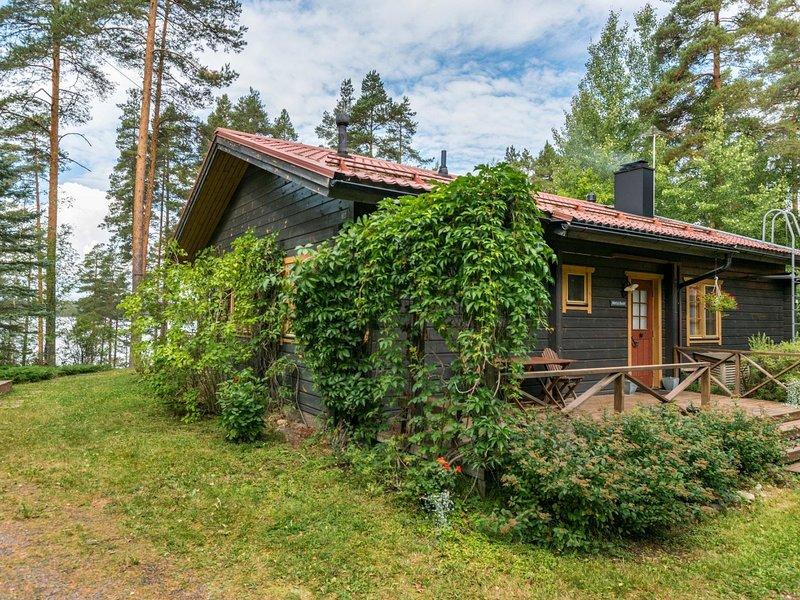 Metsä-iivari, holiday rental in Veikkola