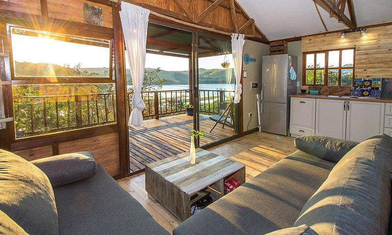 The Cabin, holiday rental in Kei Mouth