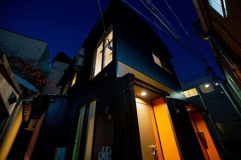 Harajuku Hideaway Hot Tub Paradise 1min 2F House, alquiler vacacional en Yotsuya