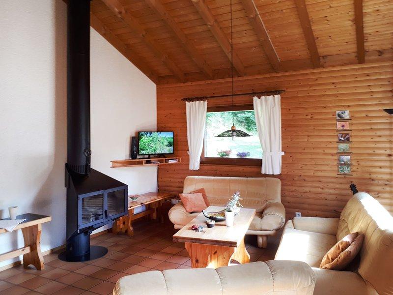 Reinskopf, holiday rental in Densborn