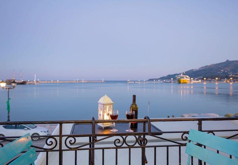 Andriani Apartment, vakantiewoning in Zakynthos Town