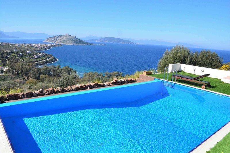 Villa Iris by Olive Villa Rentals, holiday rental in Sfentouri