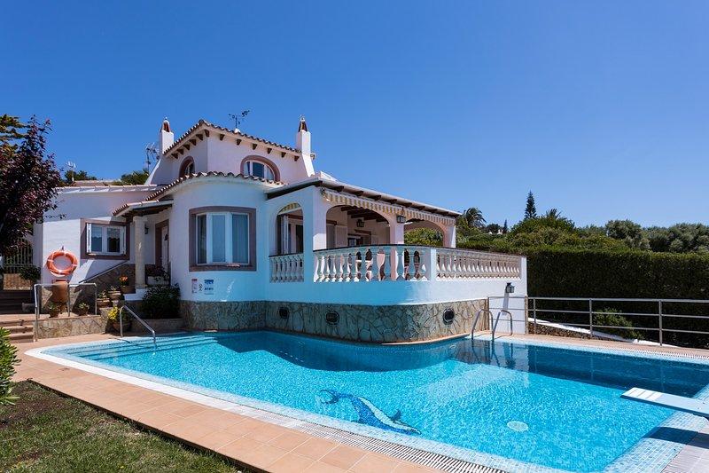 V105 | Villa S'Illot, alquiler vacacional en Son Bou