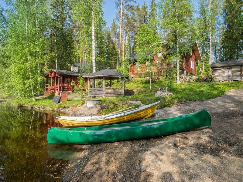 Sirpukka, location de vacances à Leppavirta