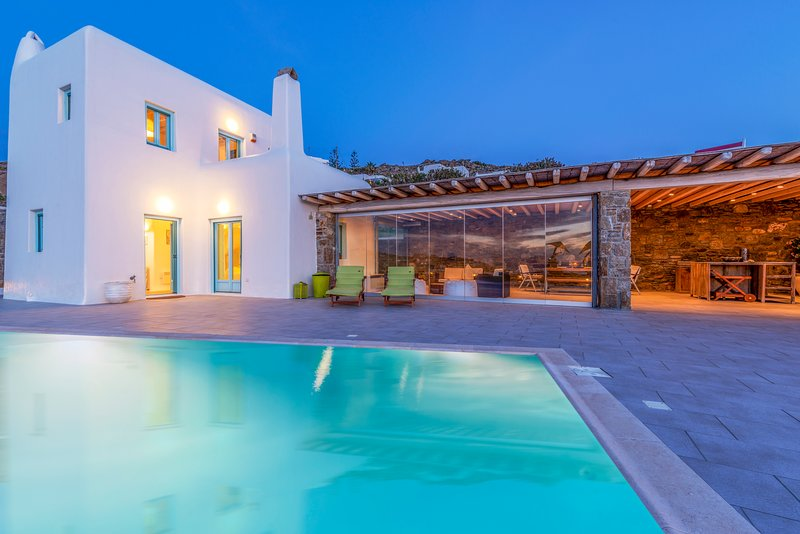 Villa Veronica, vacation rental in Mykonos Town