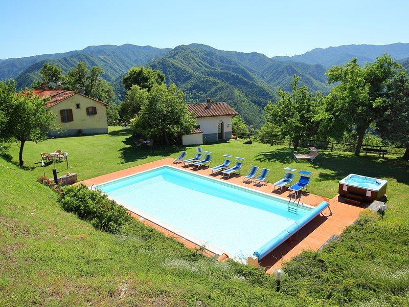 Azienda Agricola Piano Rosso, holiday rental in Palazzuolo Sul Senio