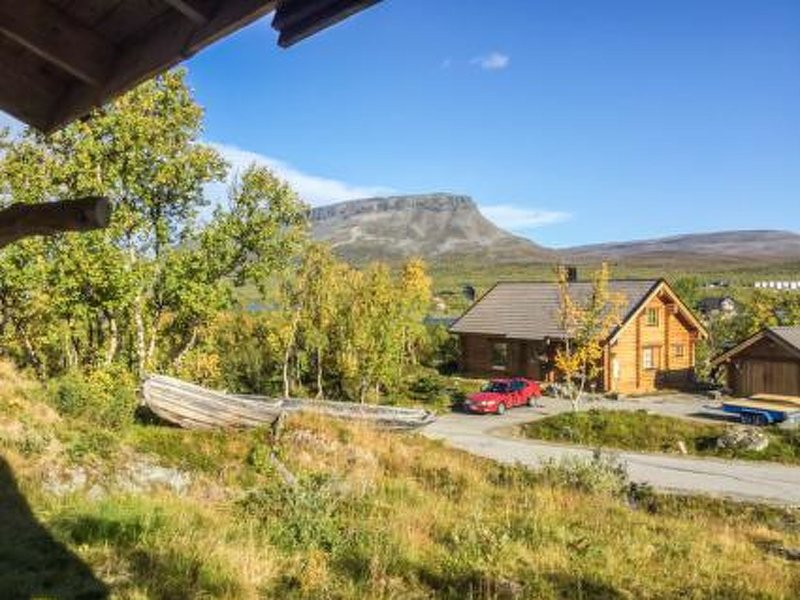 Kilpis-arkki, location de vacances à Kilpisjarvi