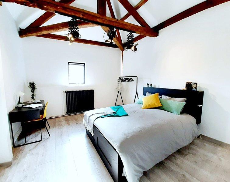 Splendides chambres à louer à Charleroi, Ferienwohnung in Montigny-le-Tilleul
