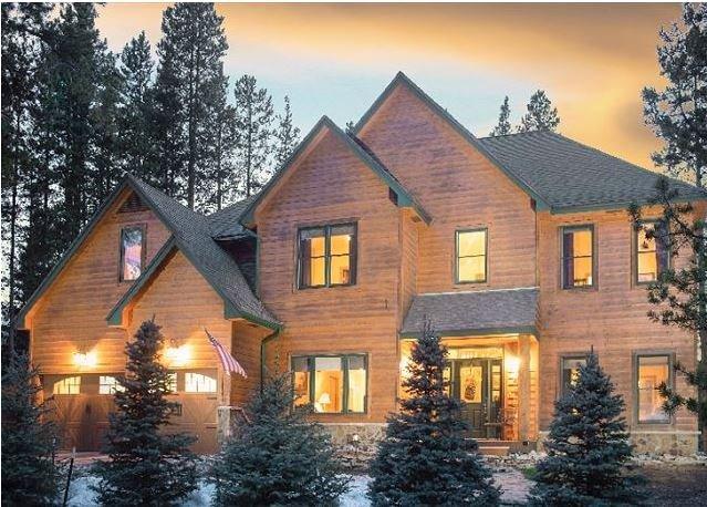 Merlot Moose Manor, location de vacances à Breckenridge