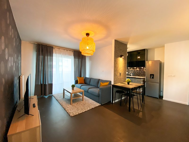 Beau Duplex de 3 pièces : hyper-centre, holiday rental in Lisses