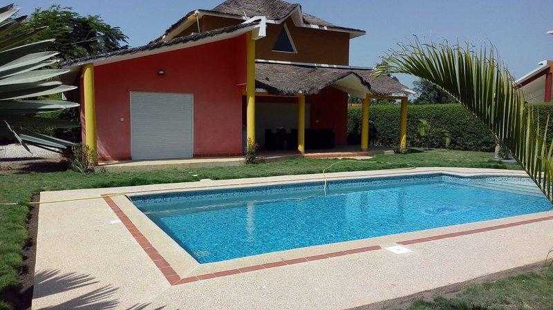 villa de reve, holiday rental in Joal Fadiouth