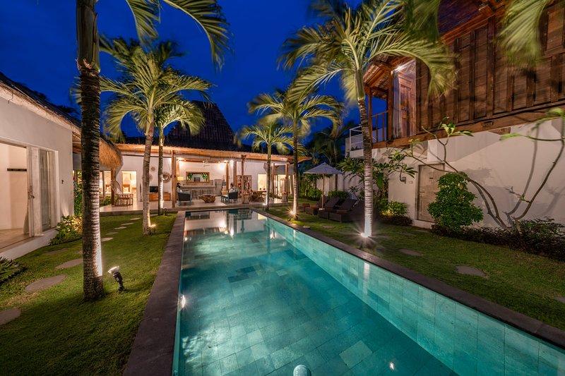 Villa Palm Tree, holiday rental in Kerobokan Kelod