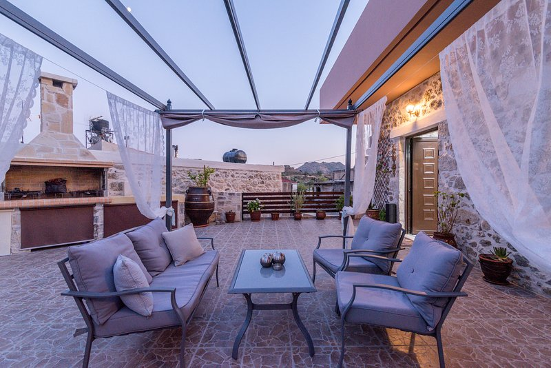 vila Fountarinis, holiday rental in Zaros