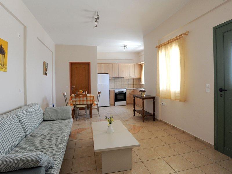 Ormos Apartment IV, location de vacances à Laouti
