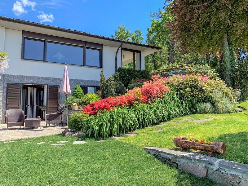 Adelina, holiday rental in Luino