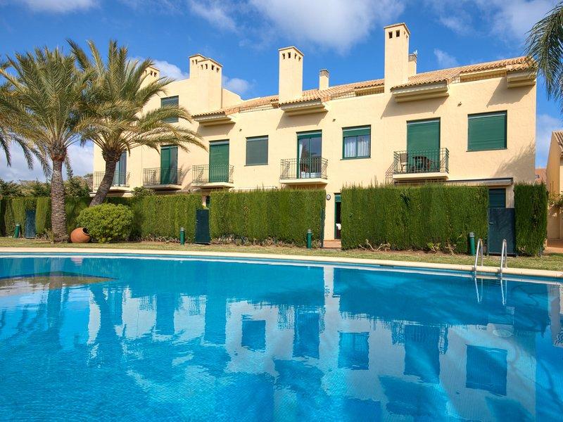 Golden Park, vacation rental in El Tosalet