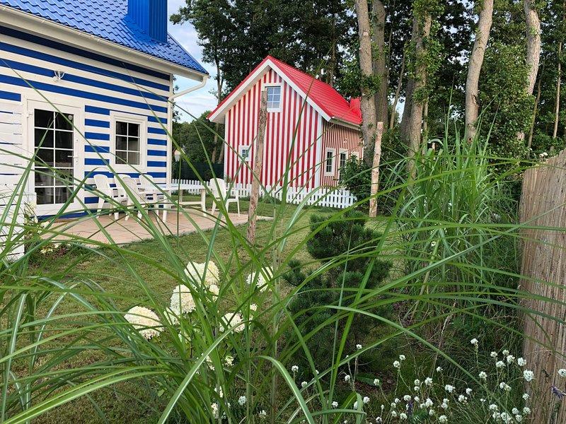 Sailor House, alquiler de vacaciones en Leba