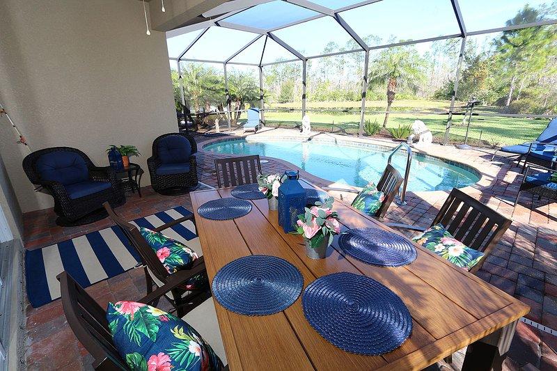 House in Bella Terra 21267, holiday rental in Estero