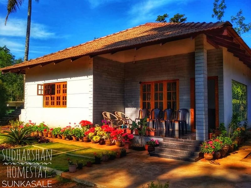 Sudharshan Homestay, holiday rental in Chikmagalur