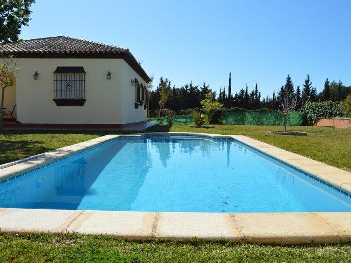 Villa pool only families-couples Roche Viejo 3 – semesterbostad i Fuente del Gallo
