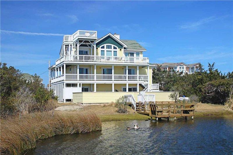 Carolina Sunshine  #34-6, holiday rental in Hatteras Island