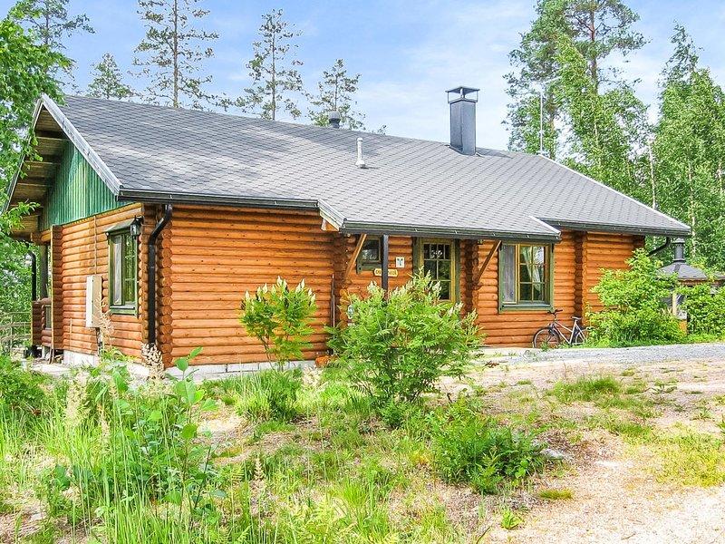 Kallionnenä, vacation rental in Petajavesi