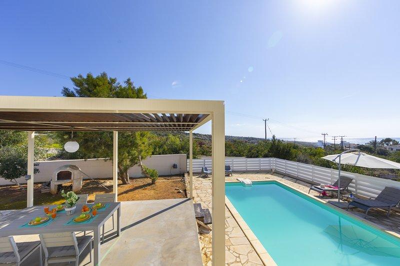 Ayia Napa Ammos Sea View Villa, vacation rental in Ayia Napa