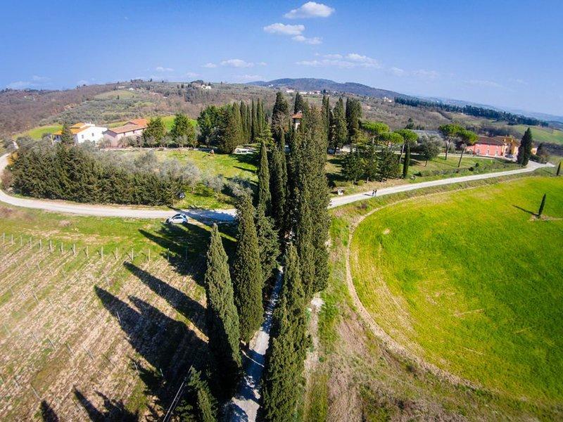 Trilo 160, vacation rental in Signa