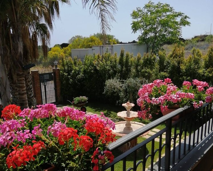 B&b Villa Salome' camera 1, holiday rental in Misterbianco