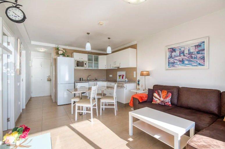 Apartamento 21 (Segunda línea de playa), location de vacances à San Agustin