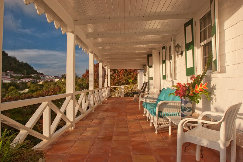 Iris House, holiday rental in St. Eustatius