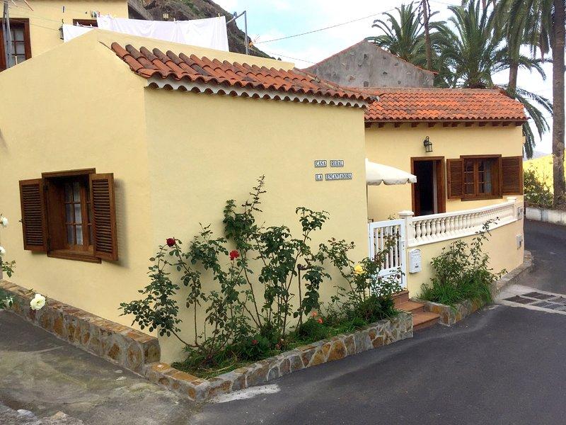 Casa Rural La Encantadora, location de vacances à Chipude