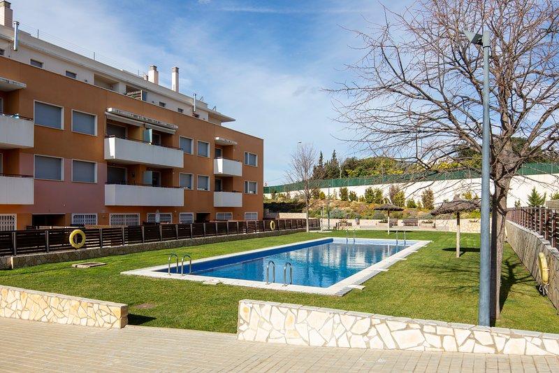 Dúplex con piscina en Sant Feliu de Guíxols, casa vacanza a Sant Feliu de Boada