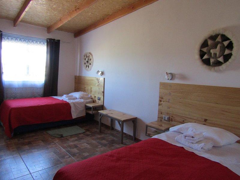 PEUMAYEN & ATACAMA LODGE - HOSTAL, holiday rental in Antofagasta Region