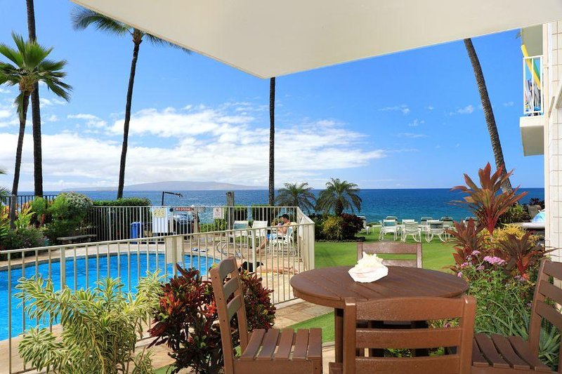 Beautiful Ocean Bliss - Kamaole Nalu, #105, vacation rental in Kihei