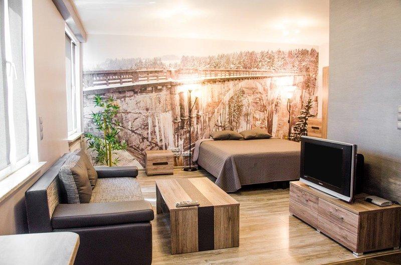City Centre Apartment Suraska (Kosciuszko Square), casa vacanza a Suprasl