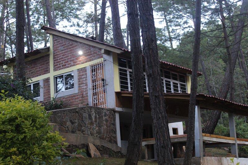 Cabañas El Encanto de Mazamitla., holiday rental in Mazamitla