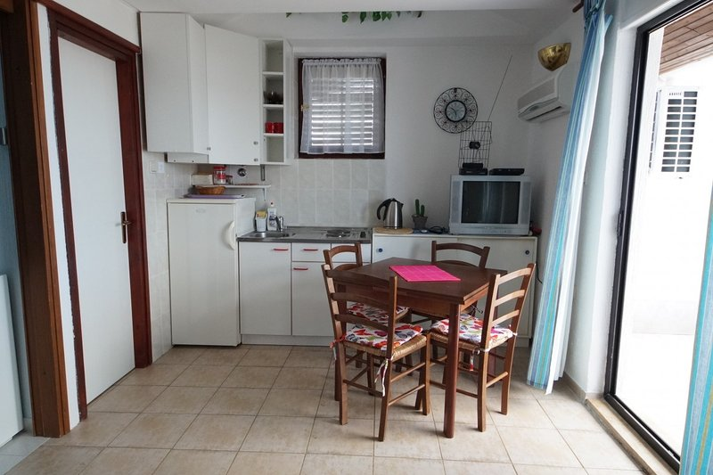 Holiday home 144471 - Holiday apartment 128338, holiday rental in Skrbcici