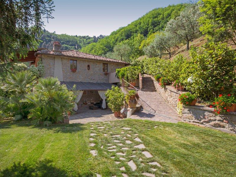 Santa Margherita, vacation rental in Monte a Pescia