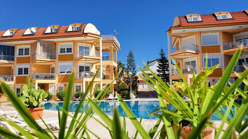 New modern apart in 600m from the sea wiht wi-fi. – semesterbostad i Kemer