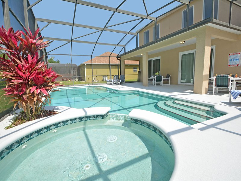 Coral Vine, vacation rental in Intercession City